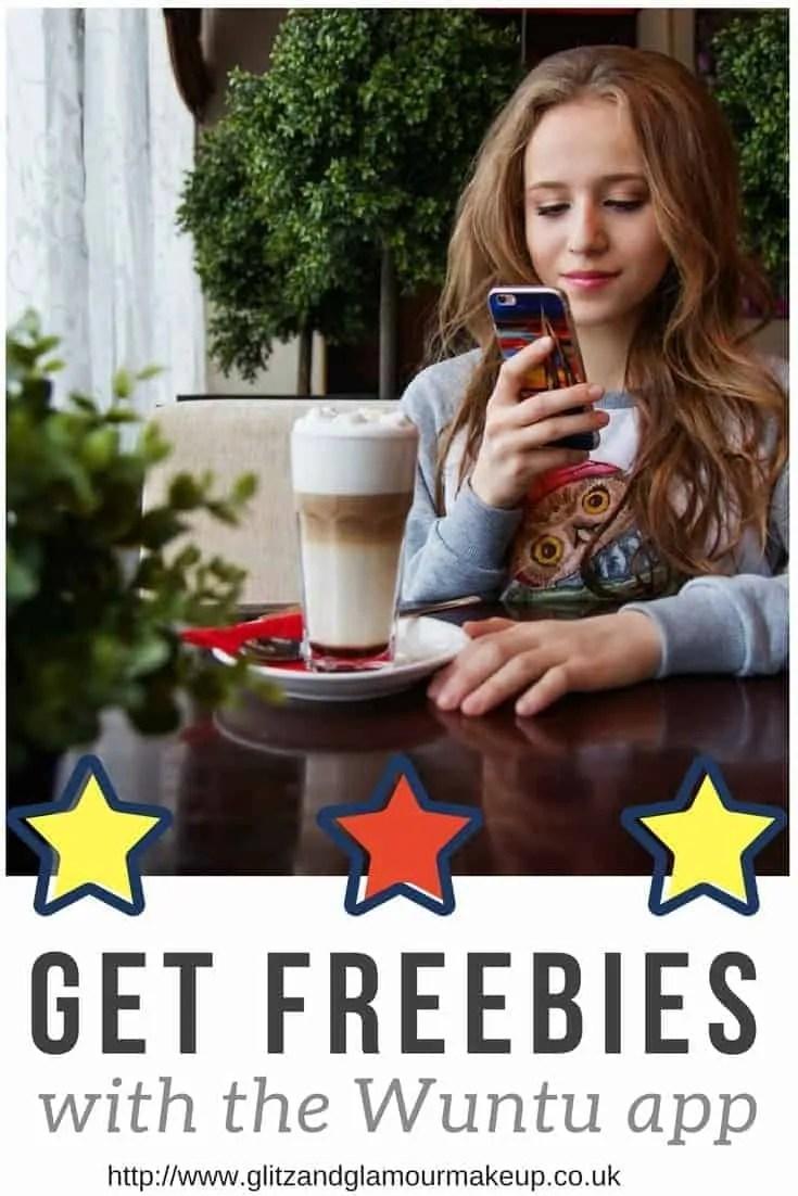 get freebies with the wuntu app