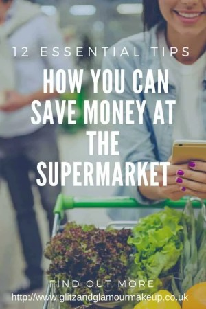 how you can save money at the supermarket