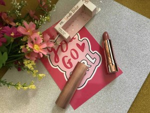 Primark new beauty haul bride tribe lipstick in bachelorette