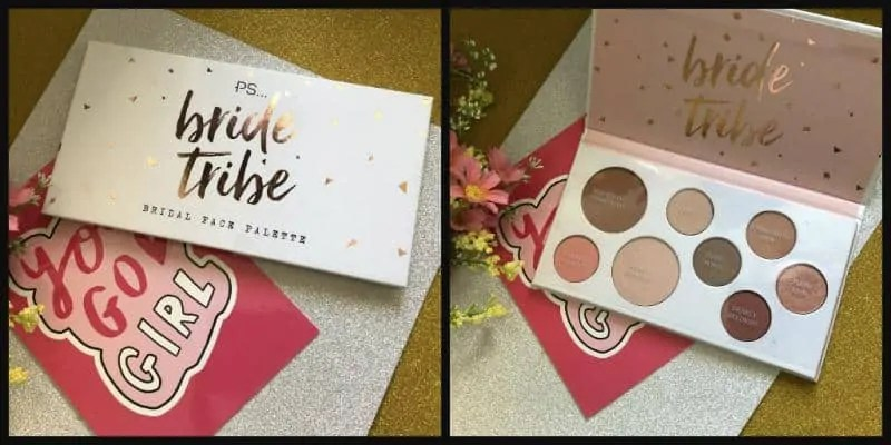 Primark new beauty haul bride tribe makeup palette