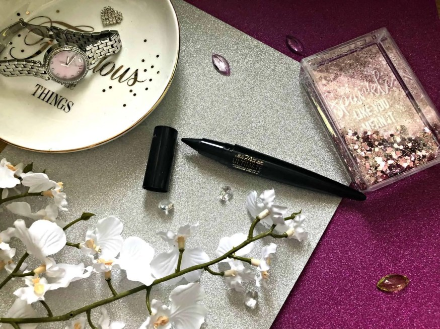 Rimmel Ultimate kohl Kajal waterproof eyeliner review