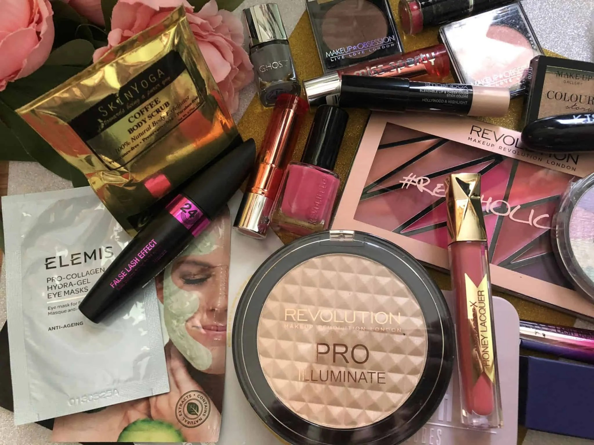 Win a massive beauty bundle no 2