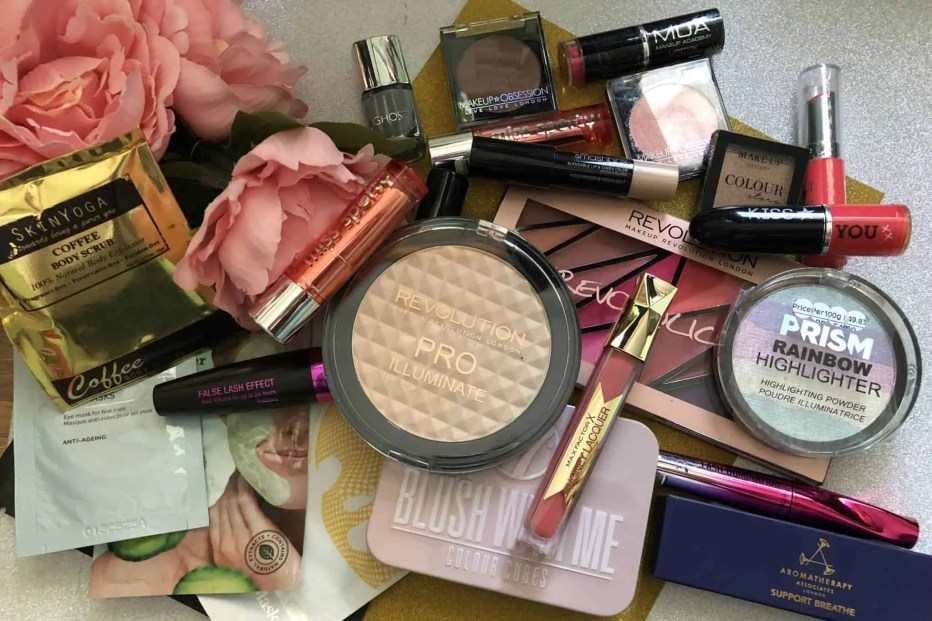 Win a massive beauty bundle