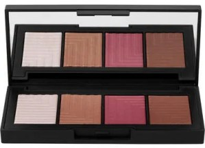 best beauty products to use when travelling nars narsissist dual intensity blush palette pink