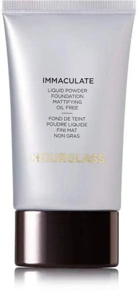 Beauty 101 the best beauty products to treat four major skin concerns hourglass immaculate liquid powder foundation