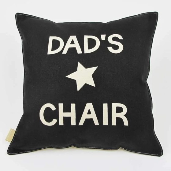 fathers day 2018 gift list helen rawlinson personalised fathers day cushion