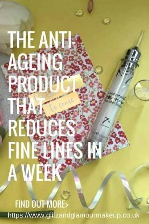 anti aging no7 laboratories line correcting booster serum