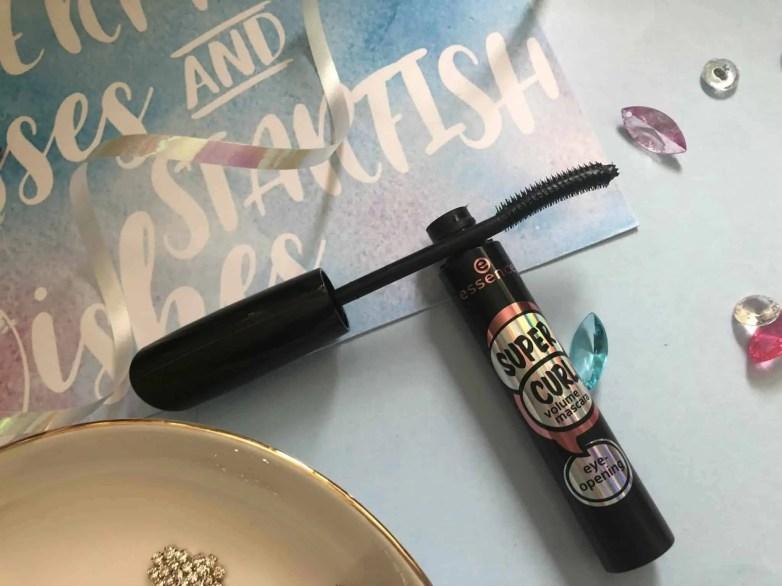 essence super curl volume mascara review