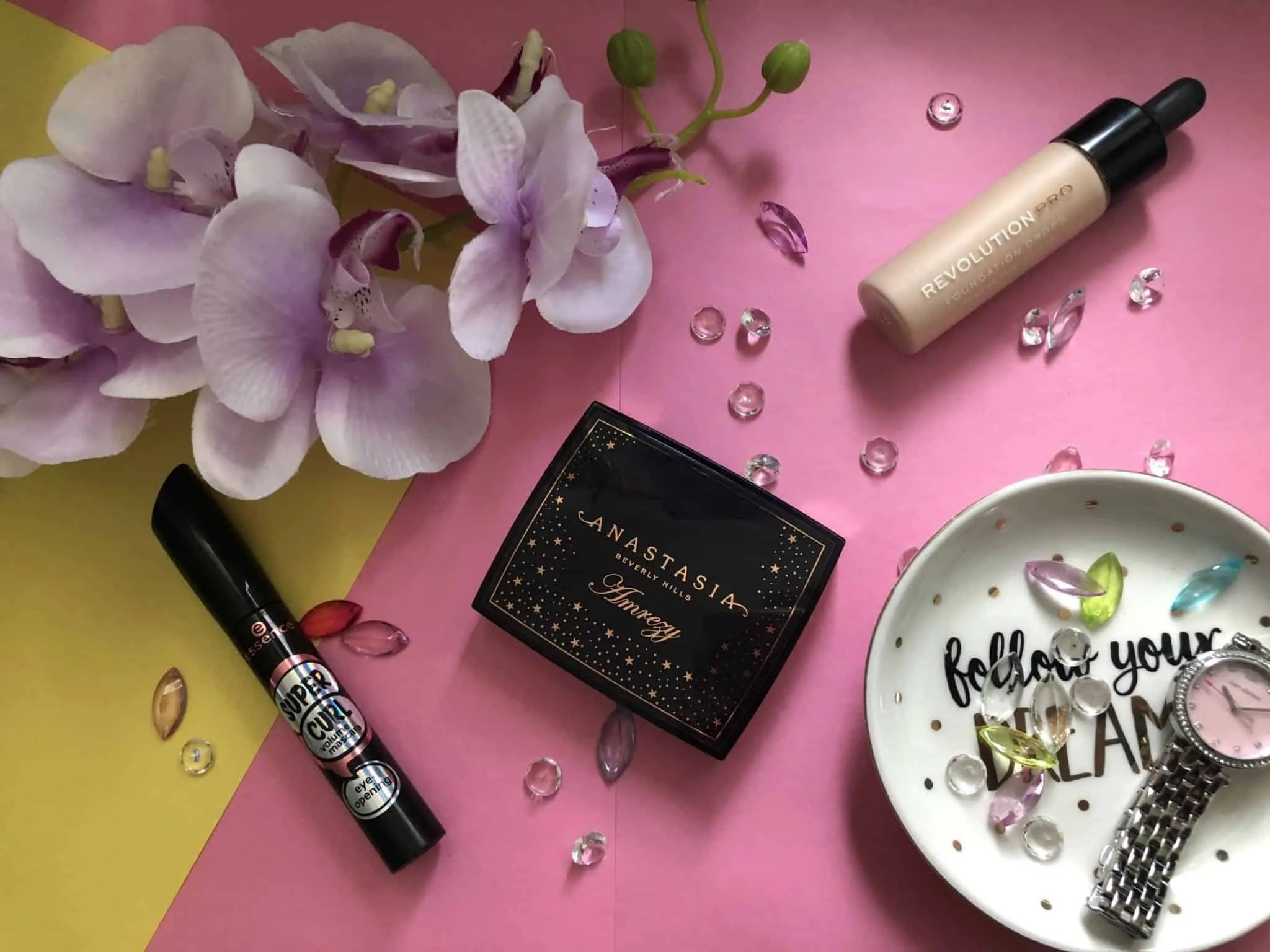 three beauty products im loving this summer
