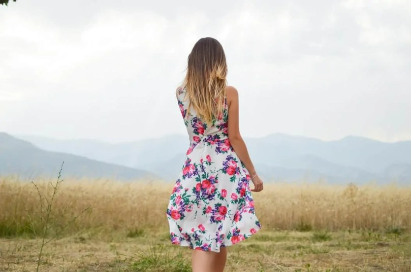 How to keep cool during summer and the chance to win a pampering kit wear loose clothing