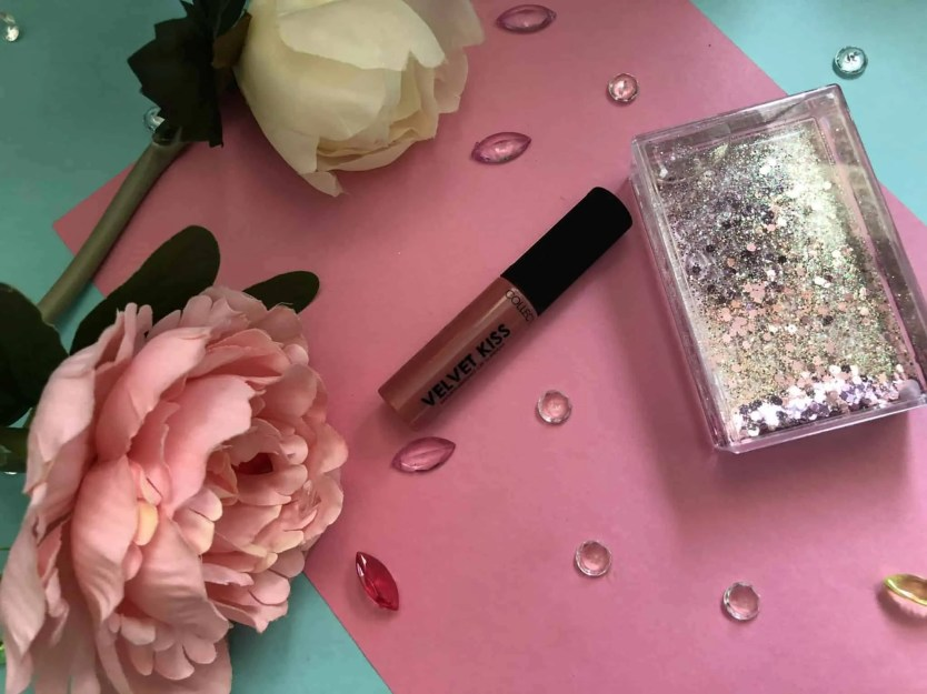 everyday summer makeup routine collection velvet kiss cotton candy