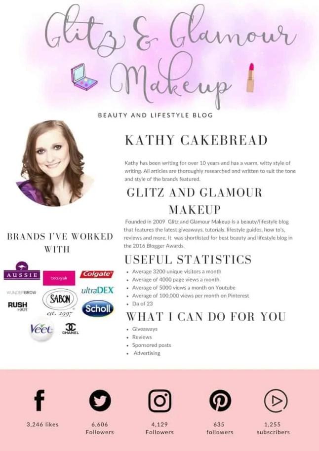 glitz and glamour makeup media kit nov 17 (1)