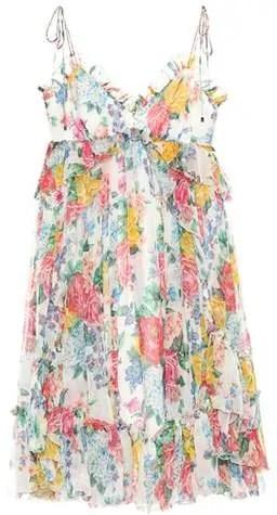 the best floaty dresses for summer zimmermann summer dress