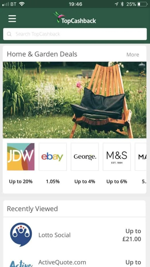 The cash back shopping apps that reward you for doing your daily shop topcashback