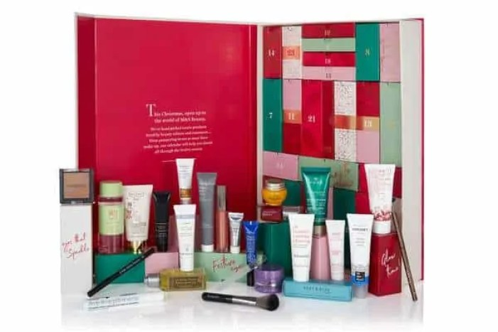 the best value beauty advent calendars £50 or under marks and spencers