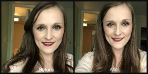 get long lasting shapely brows with lottie arch rival micro blade effect pen before and after