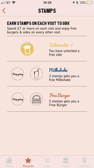 how to get fast food for free gbk
