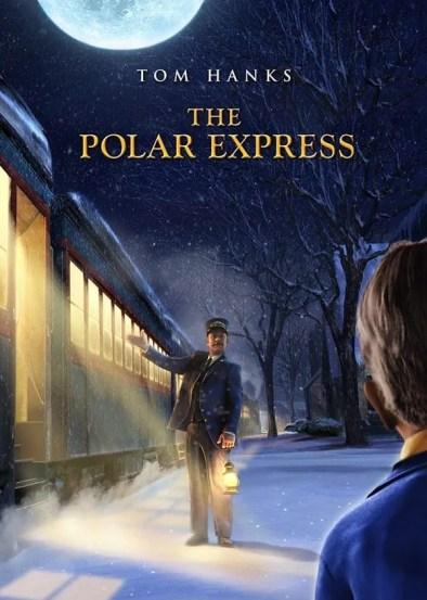 my top 5 christmas movies polar express