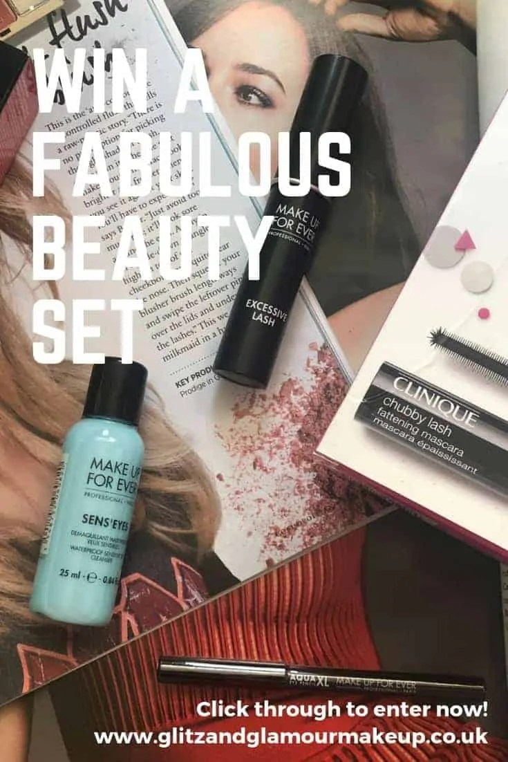 win a fabulous beauty set