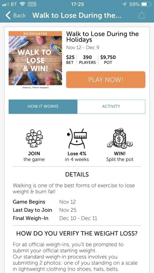 4 apps that pay you to exercise dietbet