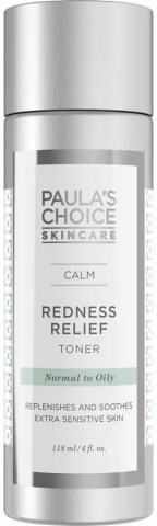 ultimate skincare products for oily skin pauls choice calm redness relief toner