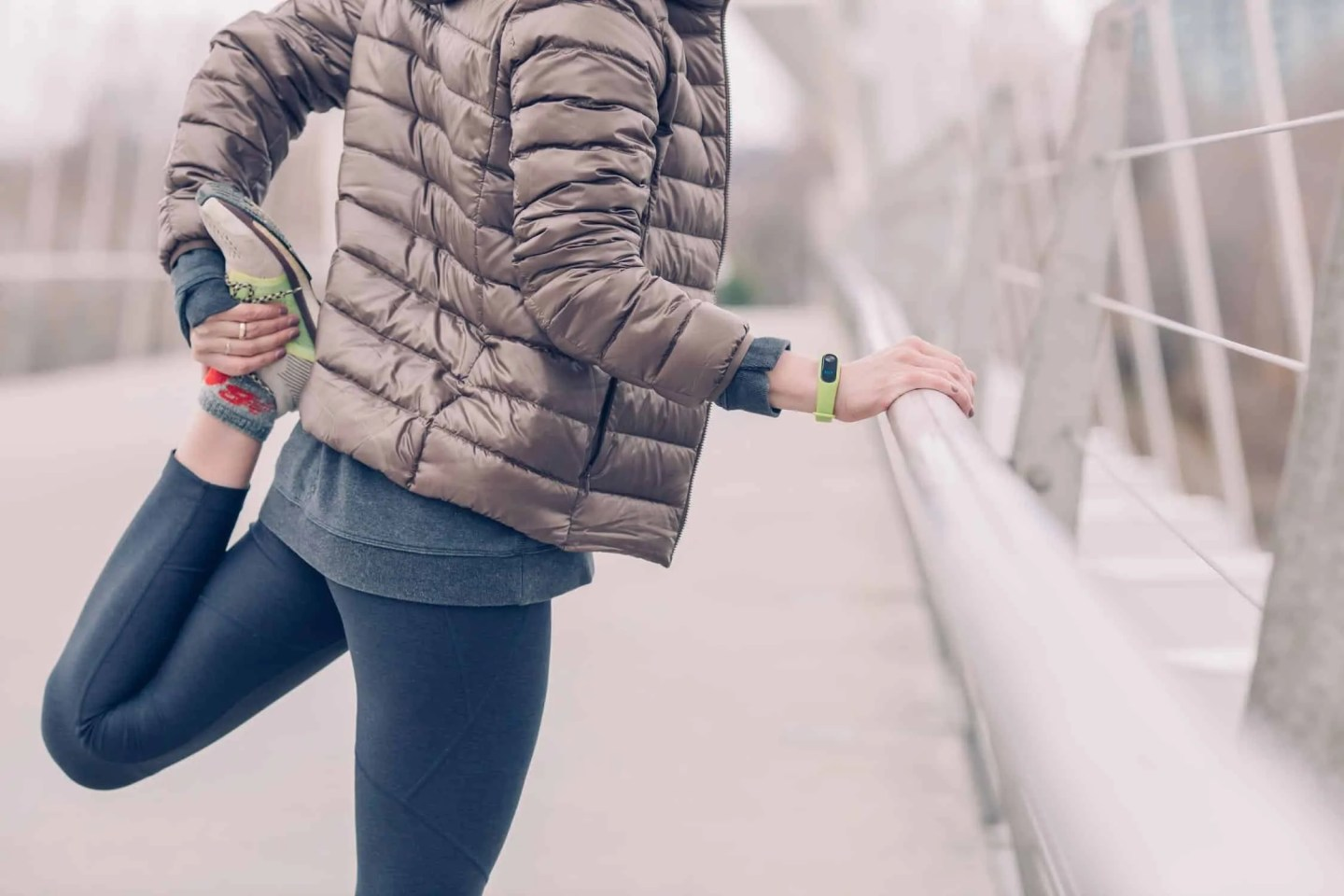 5 ways you can stay active this Winter