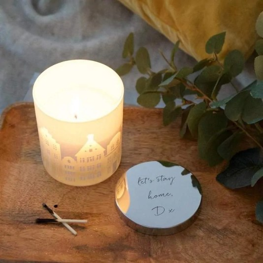 the best winter scented candles to give your home a cosy feel illumer illuminated scandi house candle