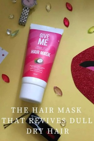 the hair mask that revives dull dry hair