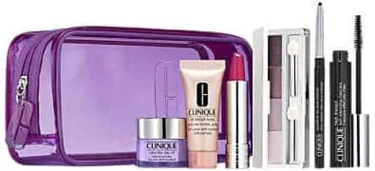 valentines day gift guide 2019 clinique makeup gift set