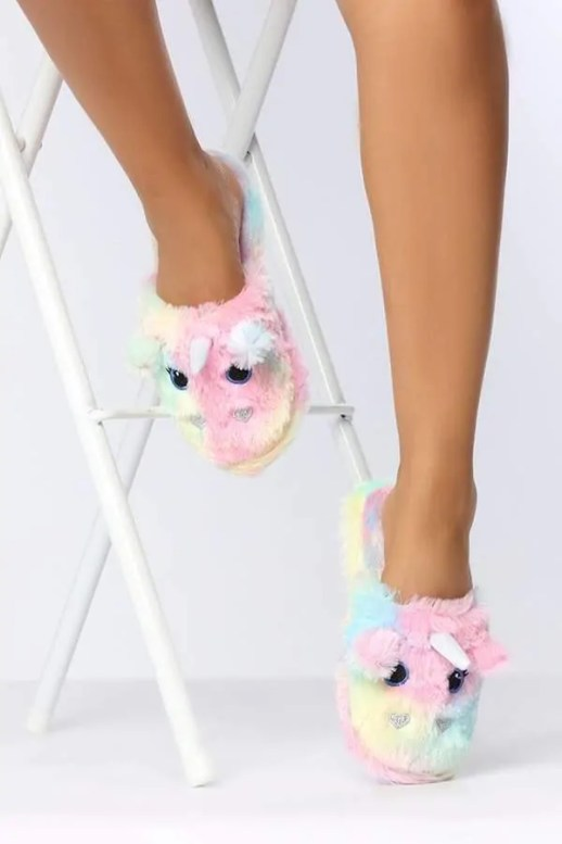 embrace your inner unicorn with 10 fashion and beauty must haves i saw it first unicorn slippers