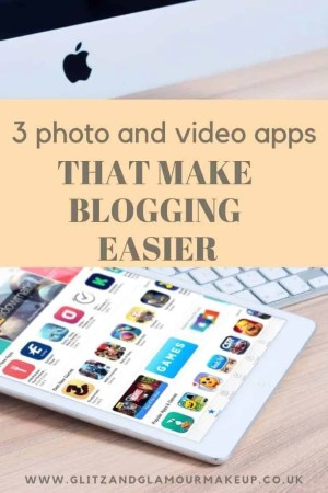 3 photo and video apps that make blogging easier