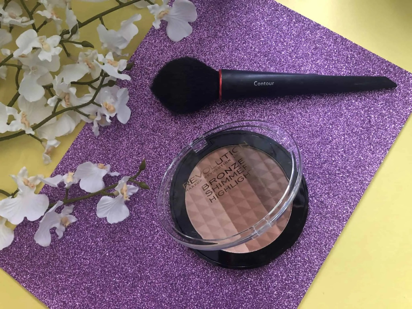 revolution bronzer shimmer highlighter