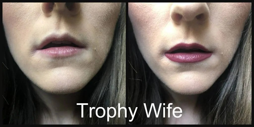 trophy wife lipstick