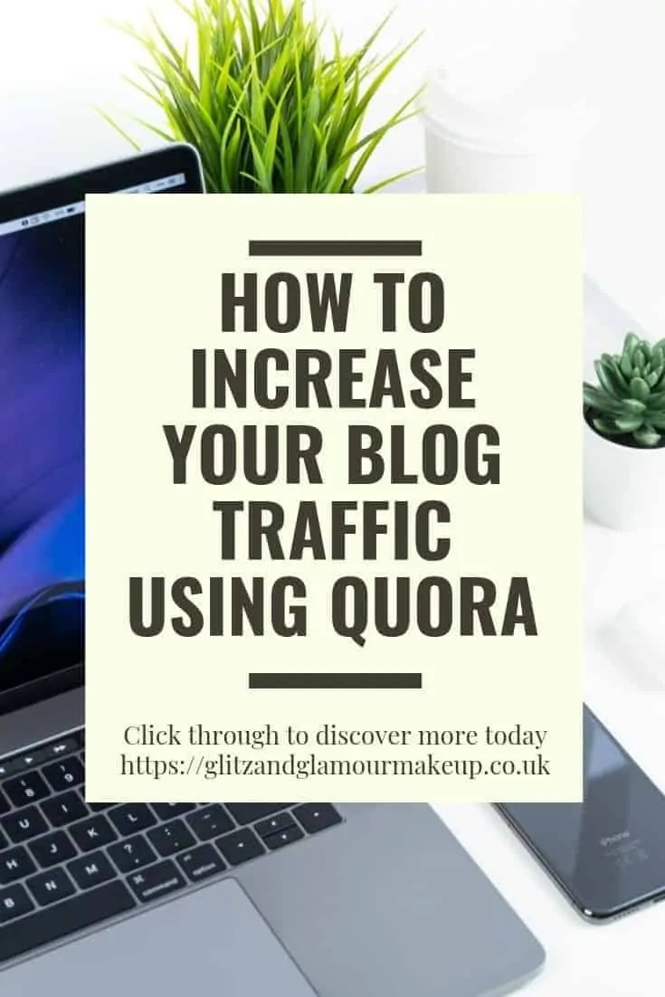 how to increase your blog traffic using quora