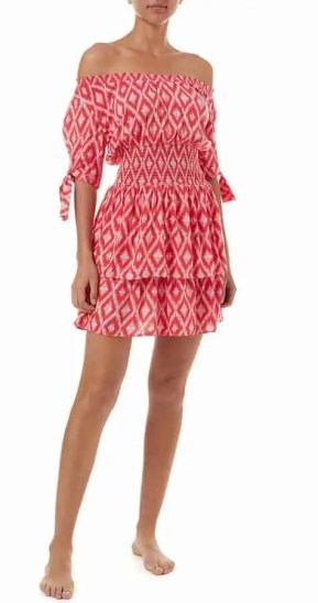 melissa odabash cover up dress
