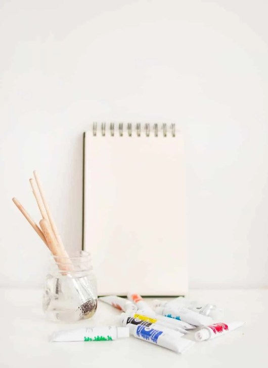 take up crafting to reduce stress