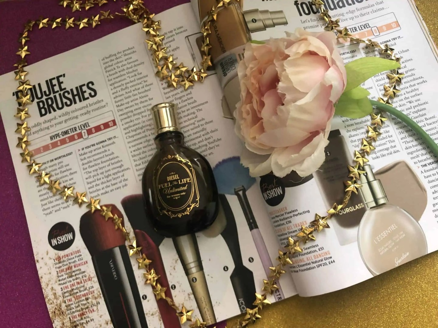 diesel fuel for life unlimited perfume