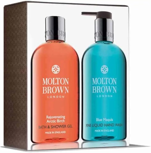 molton brown revitalising hand and body set