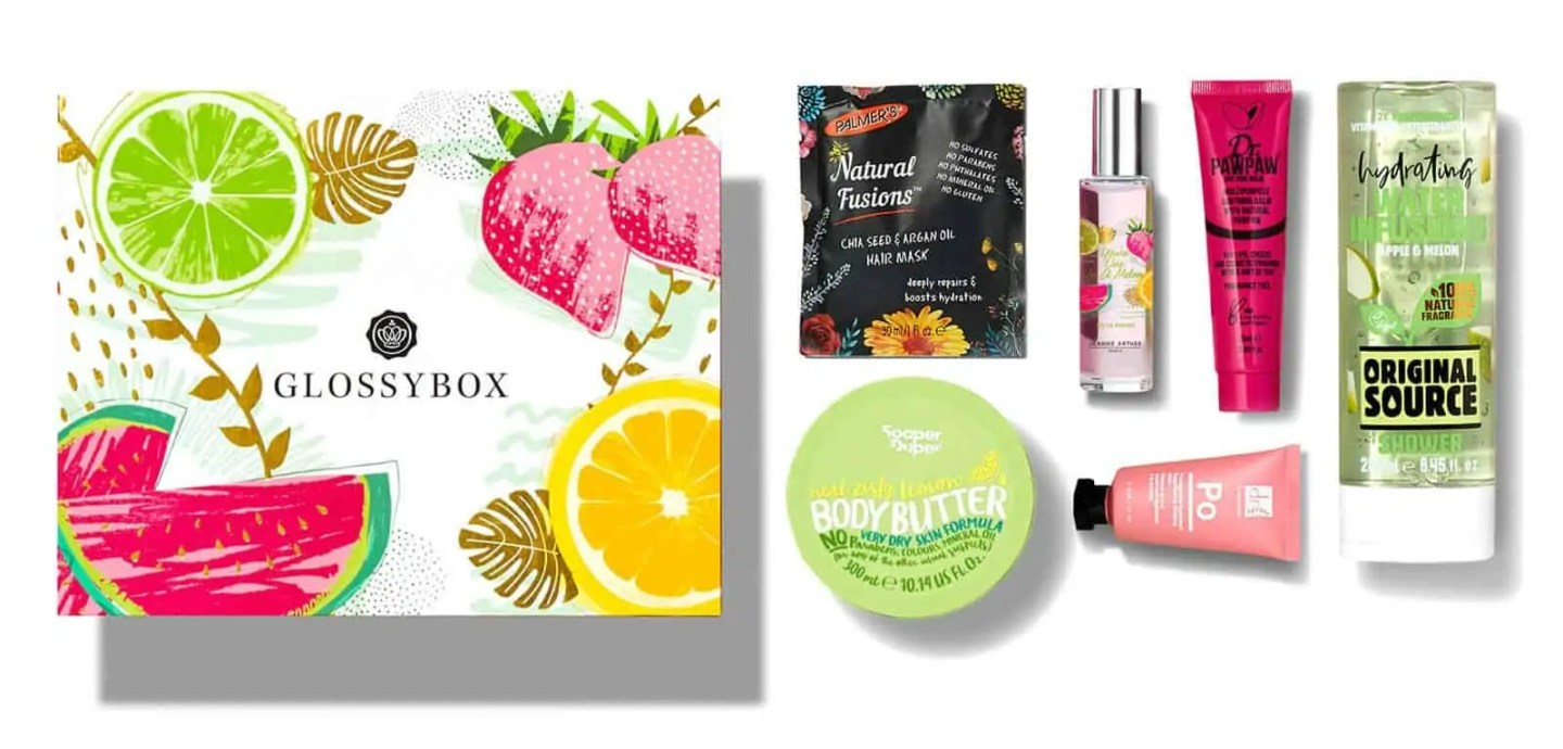discover the beauty boxes you'll love glossybox