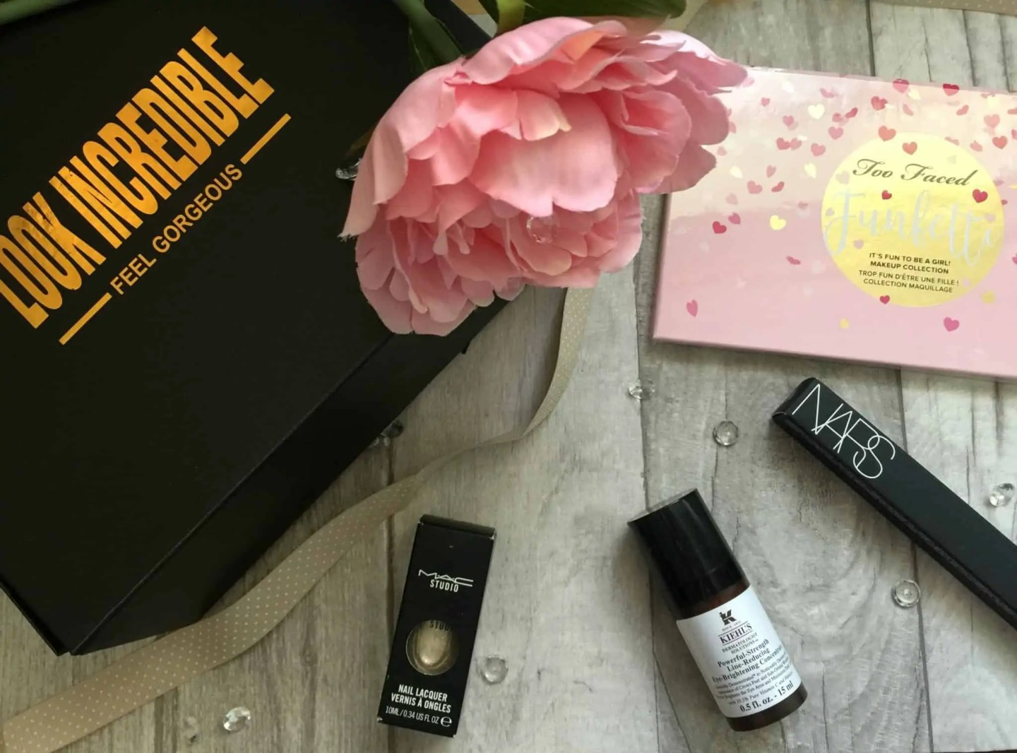 look incredible beauty box