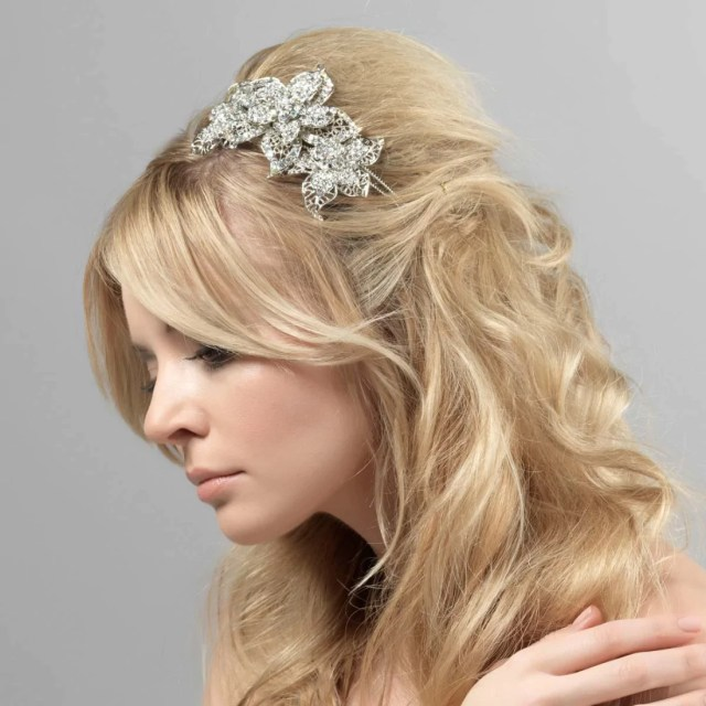romantic sensation side tiara
