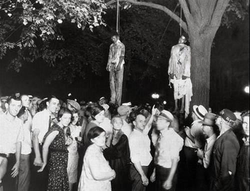 Lynching of Young Blacks