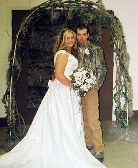 bizarre wedding tradition