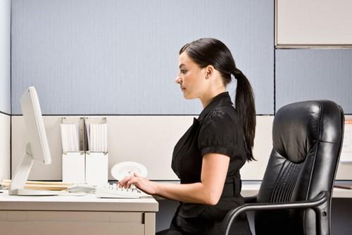 Proper Working Posture