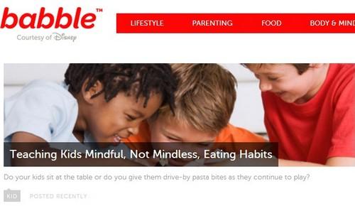 Babble Best Lifestyle Websites