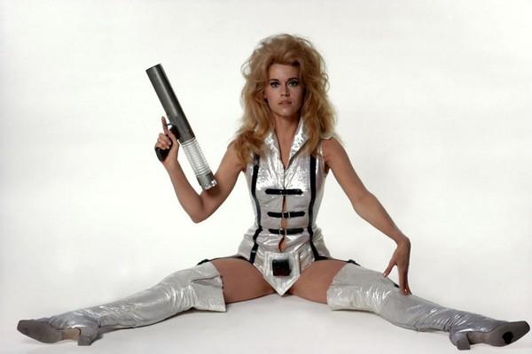 Jane Fonda Hottest Warrior Women