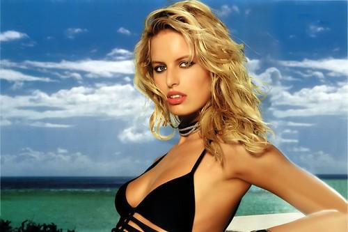 Karolina Kurkova Lingerie Models
