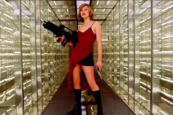 Milla Jovovich Hottest Warrior Women