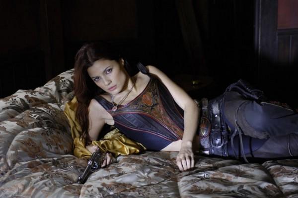 Natassia Malthe Hottest Warrior Women