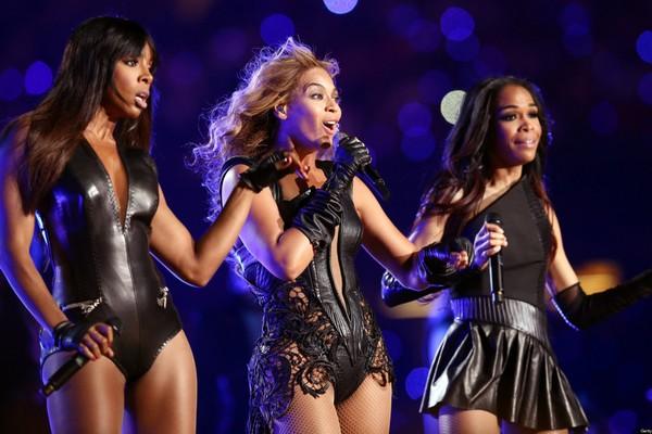 Destiny's Child Greatest Girl Bands